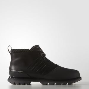 Ботинки Intermediate 2.0  Porsche adidas. Цвет: черный
