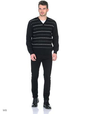 Пуловер FILPUCCI. Цвет: черный