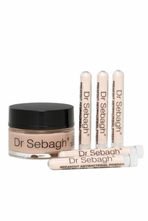 Комплекс по уходу за проблемной кожей Breakout Cream Dr. Sebagh. Цвет: без цвета
