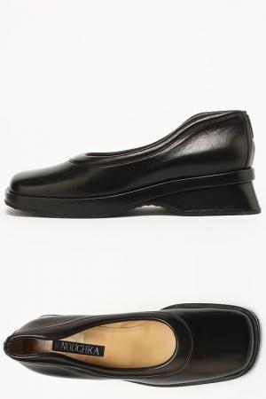 Туфли Nouchka. Цвет: черный