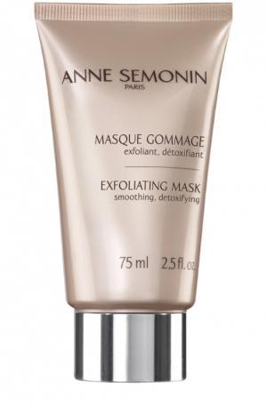 Отшелушивающая маска Anne Semonin. Цвет: бесцветный