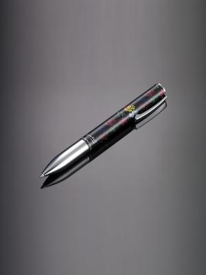 Ручка TROIKA. Цвет: черный