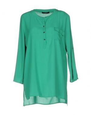 Блузка G.SEL. Цвет: зеленый