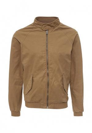 Куртка Springfield. Цвет: коричневый