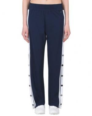 Повседневные брюки TOMMY JEANS. Цвет: темно-синий