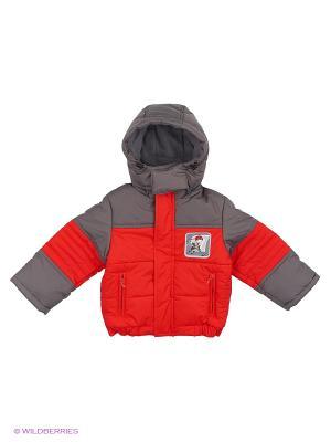 Куртка M-Bimbo. Цвет: красный