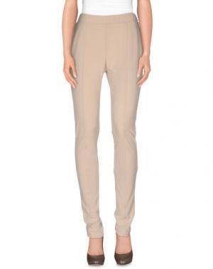 Повседневные брюки CALALUNA. Цвет: бежевый
