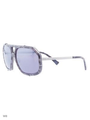 Очки солнцезащитные DOLCE & GABBANA. Цвет: белый