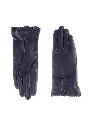 Перчатки Sabellino. Цвет: фиолетовый