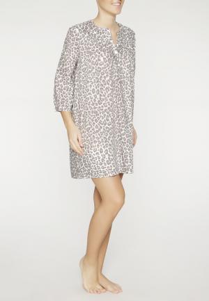 - Daisy Ночная рубашка Леопардовый узор SUNDAY IN BED