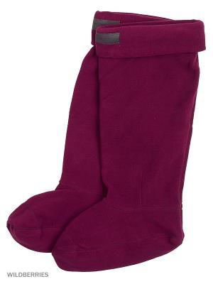Носки REGATTA. Цвет: фиолетовый
