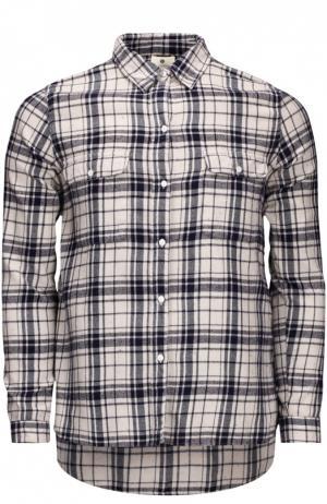 Блуза Sundry. Цвет: серый
