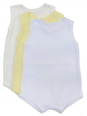 Песочник - 3 шт. АЙАС. Цвет: белый, молочный, желтый