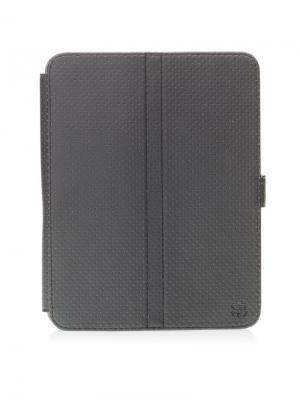 Чехол-книжка Norton универсальный 8 с клипсами (200x153x10) (черный перфорированный)* Norton.. Цвет: черный
