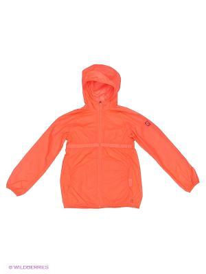 Куртка Reima. Цвет: коралловый