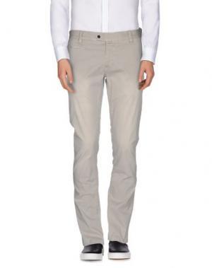 Повседневные брюки AT.P.CO. Цвет: светло-серый