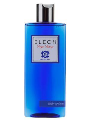 Eleon коллекция парфюмера гель для душа Frozen feelings. Цвет: синий