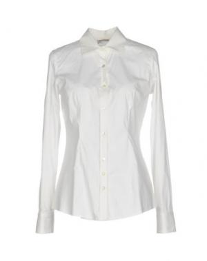 Pубашка BRUNO MANETTI. Цвет: белый
