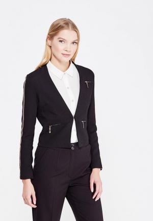 Жакет Lucy & Co.. Цвет: черный