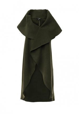 Пальто Stella Morgan. Цвет: хаки
