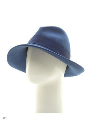 Шляпа жен. Marini Silvano.. Цвет: синий