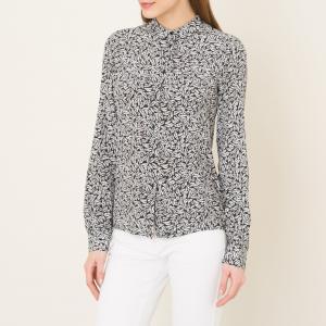 Рубашка MISIA SESSUN. Цвет: черный/ белый