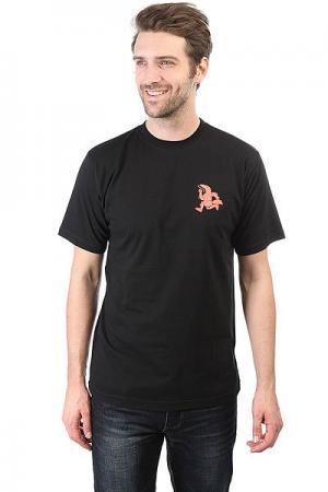 Футболка  Running Club Black Anteater. Цвет: черный