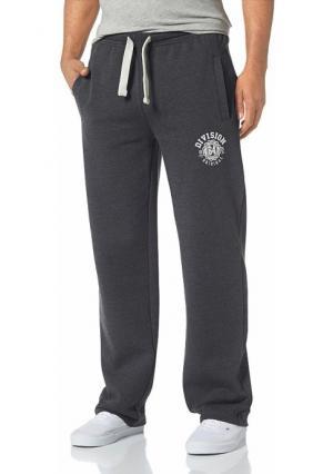 Спортивные брюки MANS WORLD MAN'S. Цвет: темно-серый/меланжевый, темно-синий
