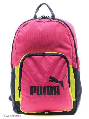 Рюкзак PUMA Phase Small Backpack. Цвет: розовый
