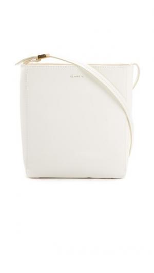 Миниатюрная сумка с короткими ручками Ines Clare V.