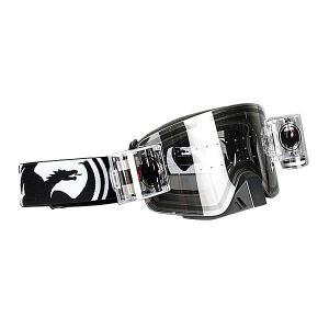 Маска для сноуборда  Nfxs Coal Rrs/Clear Dragon