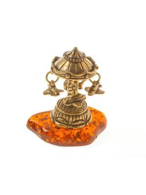 Фигура Карусель Aztek. Цвет: желтый, коричневый, светло-оранжевый