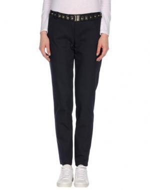 Повседневные брюки ALFONSO RAY. Цвет: темно-синий