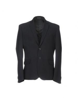 Пиджак SIMONA MARTINI. Цвет: темно-синий