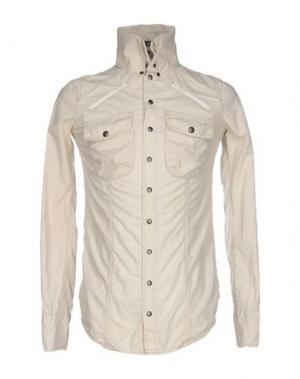 Pубашка L.G.B.. Цвет: бежевый