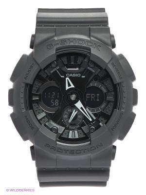 Часы G-SHOCK GA-120BB-1A CASIO. Цвет: черный