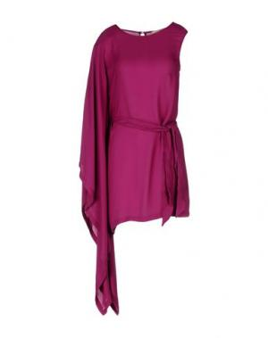 Короткое платье SASS & BIDE. Цвет: пурпурный