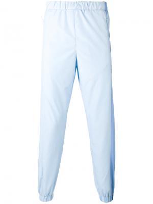 Спортивные брюки Cottweiler. Цвет: синий