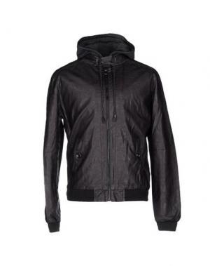 Куртка X-CAPE. Цвет: темно-коричневый
