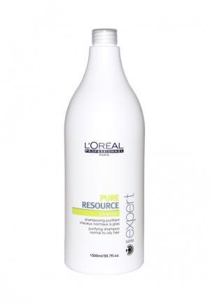 Шампунь LOreal Professional L'Oreal. Цвет: белый