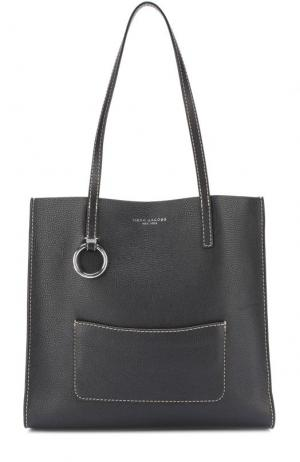 Сумка-шоппер  Bold Grind Marc Jacobs. Цвет: черный