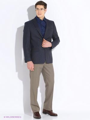 Пиджак Valenti. Цвет: синий