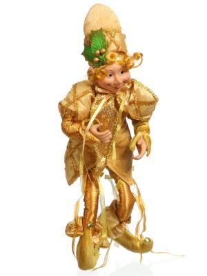 Кукла Буратино DAVANA. Цвет: зеленый, золотистый