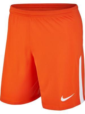 Шорты CFC M NK BRT STAD SHORT GK Nike. Цвет: оранжевый, белый