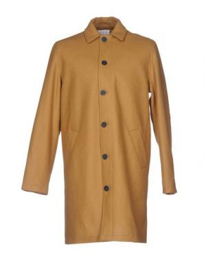 Пальто LIBERTINE-LIBERTINE. Цвет: верблюжий