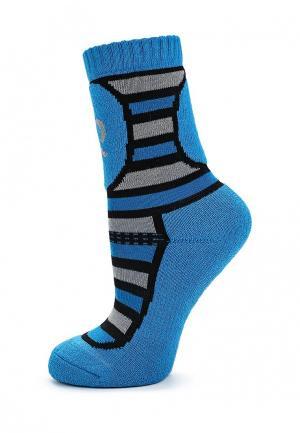 Носки Reima. Цвет: синий