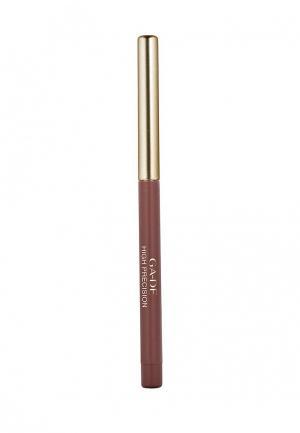 Карандаш для губ Ga-De. Цвет: коричневый
