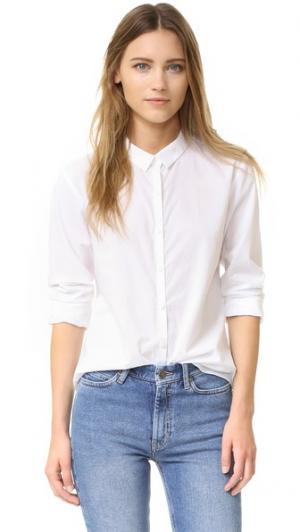 Рубашка  Blue Shirt Shop W 4th & Jane DL1961. Цвет: белый
