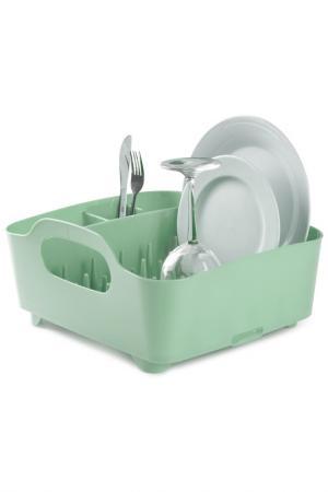 Сушилка для посуды UMBRA. Цвет: мятный