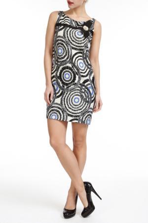 Платье Didier Parakian. Цвет: мультицвет